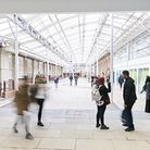 Newham Sixth Form College plans to resume onsite contact for pupils from June 15. Picture: NewVIc