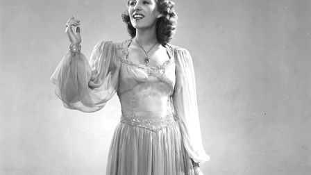 We'll Meet Again singer Vera Lynn in 1943. Picture: Ronald Grant Archive/TopFoto
