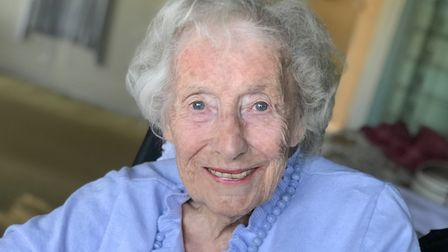 Dame Vera Lynn recently celebrated her 103rd birthday. Picture: Dame Vera Lynn