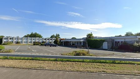 Palms Hotel on the Southend Arterial Road, Hornchurch could be receiving asylum seekers temporarily