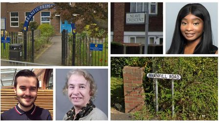 Havering Council is facing calls to change the names of three streets and a school, as they were nam