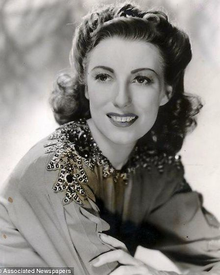 """Dame Vera Lynn was known as the """"Forces' Sweetheart"""" after entertaining troops in the Second World W"""