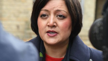 Newham Mayor Rohksana Fiaz welcomed the possible move. Picture: Ken Mears