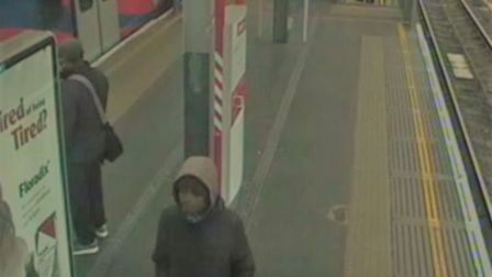 Detectives have released images of a man they wish to speak with regarding two separate serious assa