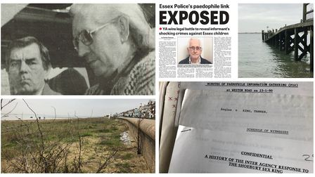 A new podcast series from Archant, titled Shoebury's Lost Boys, will investigate the alleged cover-u