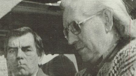 Two men - Dennis King and Brian Tanner - were named in court as running the Essex paedophile ring. B