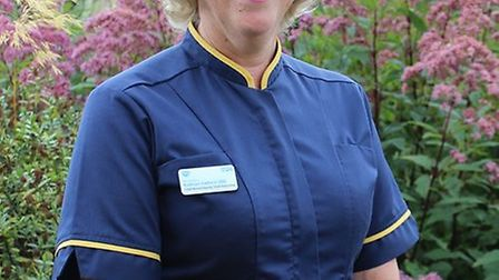 Kathryn Halford, Chief Nurse and Deputy Chief Executive at the Trust (Pic: BHRUT)