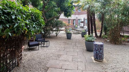 Each garden has received a range of new plants to complement its character, with the aim of providin