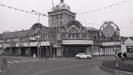 Southend's seafront attractions were a key hunting ground for the paedophiles, said victims. Picture