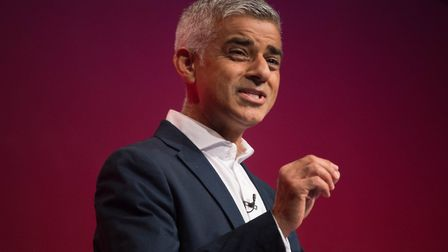 Mayor of London Sadiq Khan has warned against another period of austerity. Picture: Stefan Rousseau