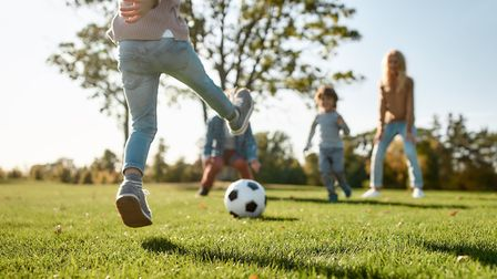 Browse widilo.co.uk for inspiration and kick start a fun family day at home. Picture: Getty Images