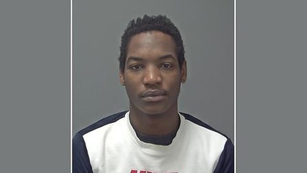 Antwayne Plummer has been jailed for 12 months. Picture: Suffolk Police