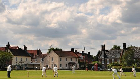 Sadly there's been no cricket this summer. Picture: Bill Smith