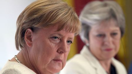 Prime minister Theresa May has been told to 'take responsibility' by the German Europe minister Pho