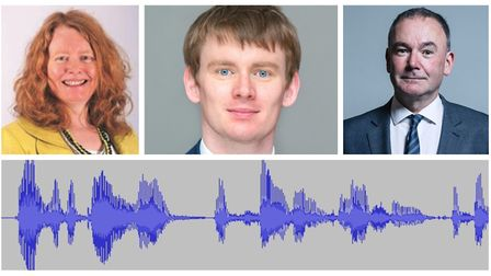 A covert audio recording of a private Tory meeting in February has leaked, revealing councillors dis