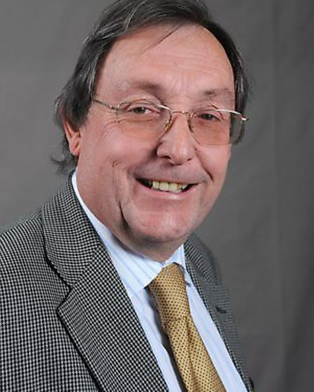 Cllr Ron Ower was one of three councillors who expressed 'shock, confusion and concern' over plans t