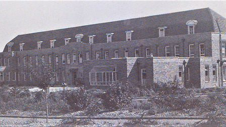 The old District Hospital. Picture: Brentwood Museum