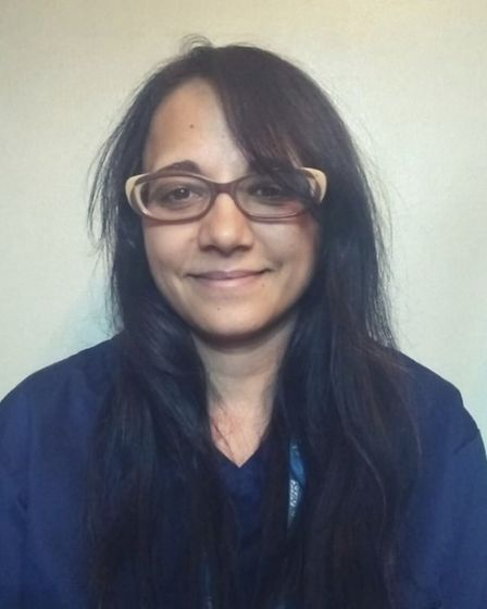 Nidhi fell ill with the coronavirus in April and is still feeling the effects of it. Picture: Nidhi