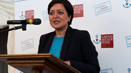 Newham mayor Rokhsana Fiaz vowed to accelerate efforts to clean up the council. Picture: Marianne Ch