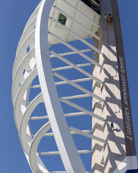ICONIC: The Emirates Spinnaker Tower