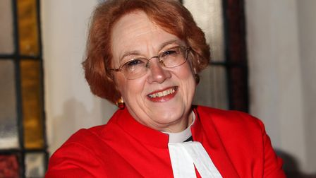 Rev Ann Easter is facing the 'brave new normal' post-lockdown.