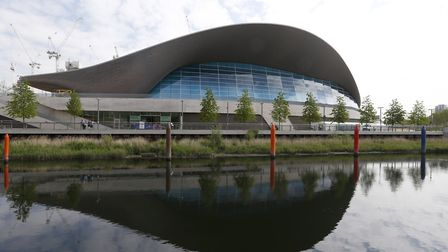 The London Aquatics Centre reopened on July 25. Picture: Steven Paston/PA