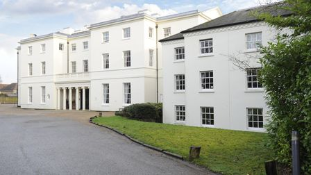 Harts House care home in Woodford Green