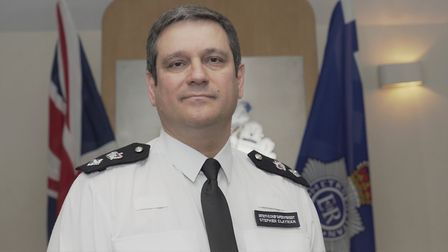 Det Ch Supt Stephen Clayman addressed Redbridge residents' concerns in a webinar along with the coun