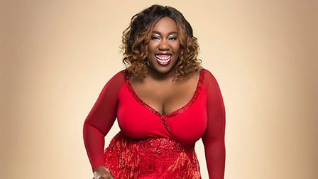 Chizzy Akudolu, who appeared in Strictly Come Dancing, praised the venue for being so diverse. Pictu