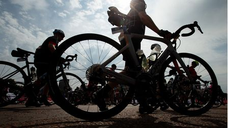 The Prudential RideLondon cycling festival is going virtual this year and will be supporting King Ge