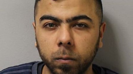 Sahne Mohammed has been jailed. Picture: Met Police