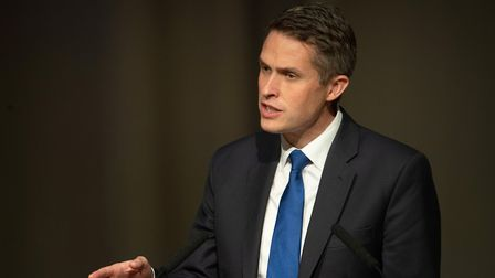 Education secretary Gavin Williamson has been nominted for the MP of the Year Award by KPMG and Patc