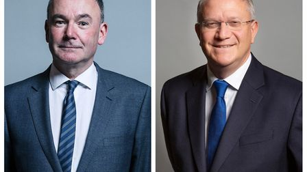 According to TheyWorkForYou, Labour's Jon Cruddas (left) has consistently voted for equal gay rights