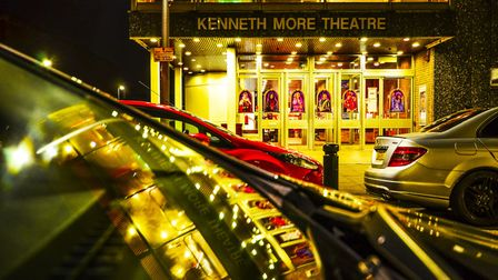 The Kenneth More Theatre is set to re-open for the first time post-lockdown with a celebration of al