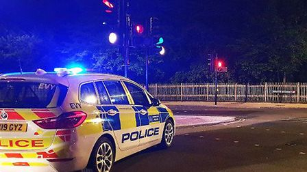 Two men from Redbridge were part of a group of six arrested in connection with four men being stabbe