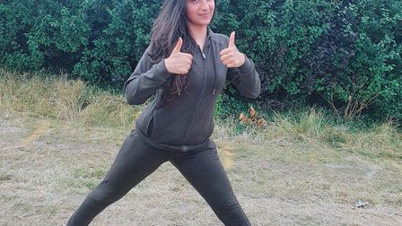 Ilford-based student Simran Kaur Sanghera is doing a 10k fundraiser with all proceeds set to go to t