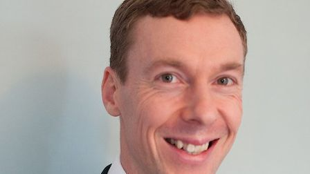Daniel Botting will be the new principal at Bobby Moore Academy in September 2020. Picture: DRET
