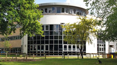 The Ardleigh Green campus of Havering Colleges. Picture: Havering Colleges