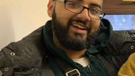 Mohammed Usman Mirza was fatally stabbed in Fullwell Avenue, Ilford on Tuesday, November 19. Picture
