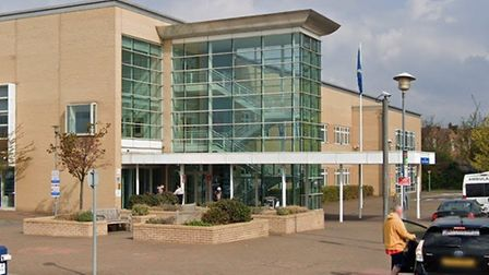 Newham University Hospital is run by Barts Health. Picture: Google