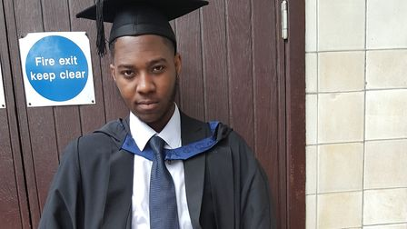 David Gomoh was killed on Sunday, April 26. Picture: Met Police