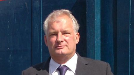 Independent councillor David Durant claimed he did not believe the coronavirus death toll and allege