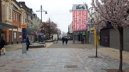 Havering Council wish to extend the PSPO that has been in place in Romford Town Centre since October