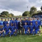 Redbridge were crowned Len Cordell cup champions with a victory over Newbury Forest (Pic: Philip Lin