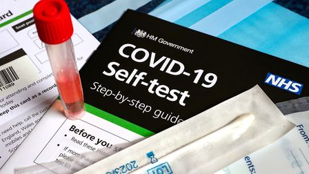 Weekly coronavirus cases in Havering have reached a three month high. Picture: Peter Byrne/PA