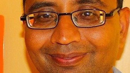 Devesh Sinha, lead stroke consultant at Barking, Havering and Redbridge NHS Trust has lifted the lid