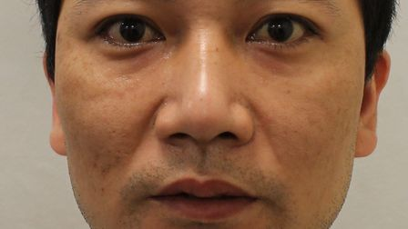Quin Huang of Prospect Row, Stratford, pleaded guilty to money laundering on August 21. Picture: MPS
