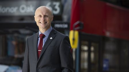 Transport commissioner Andy Byford. Picture: Nick Turpin