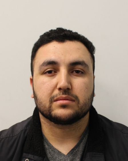 Imran Safi. 26, is believed to have forceably taken the boys from their foster home in Coulsdon and