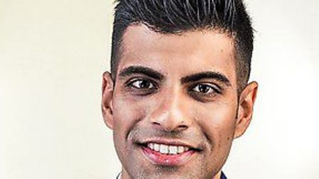 Pranav Bhanot wants all faith communities to put a greater focus on mental health issues.